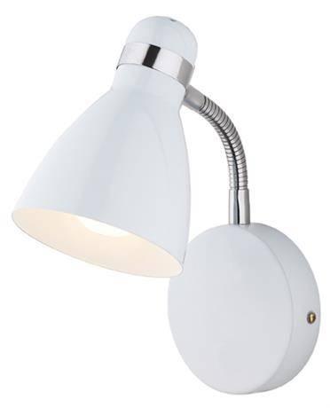 VIKTOR væglampe hvid
