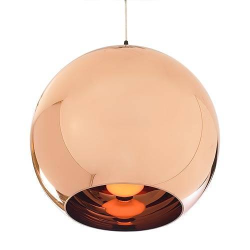 Søger du en Tom Dixon Copper Shade pendel? Køb den hos Broggerbelysning.dk