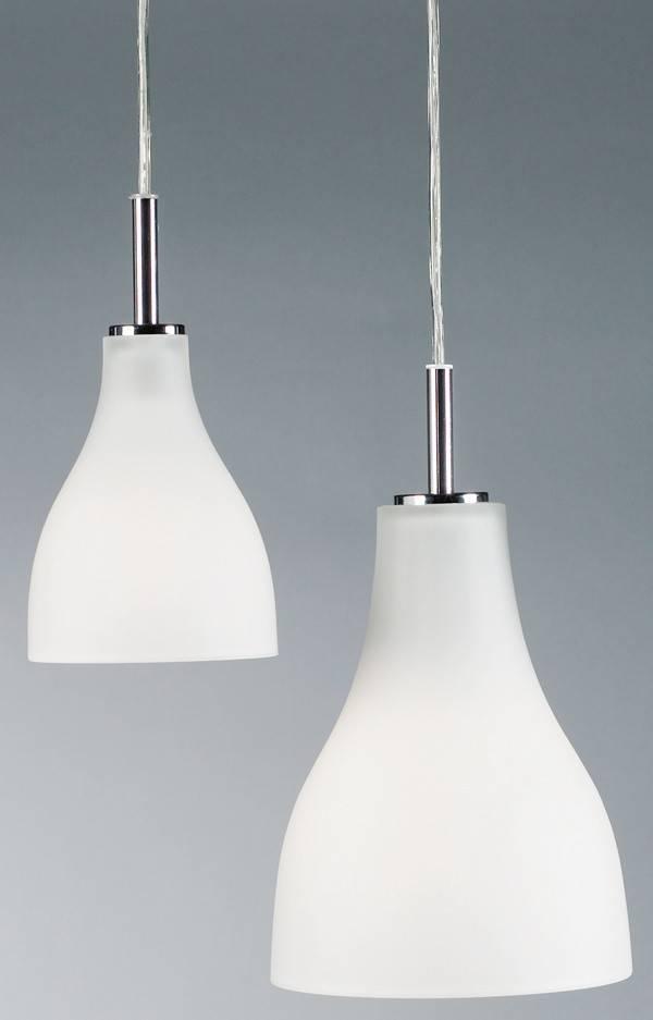 Klassisk pendel med et dejligt lys. to størrelser. Ledning kan vælges i sort eller klar.