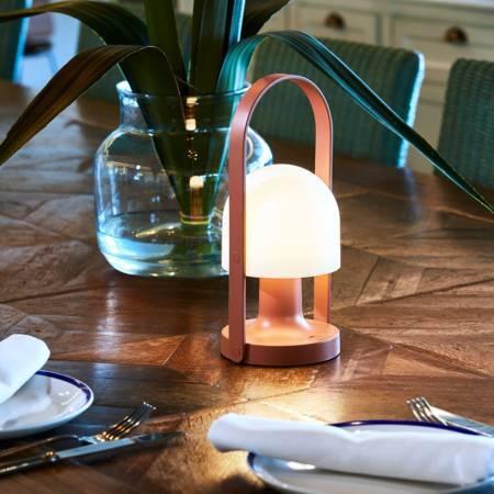 FollowMe Bordlampe Terracotta Marset