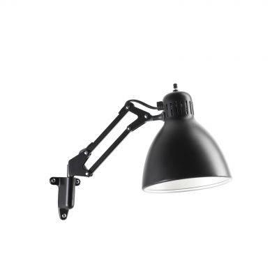 Den Originale arkitektlampe som væg model. Fås i flere farver.