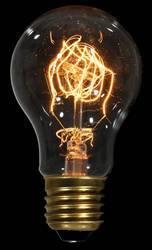 Moderne kultrådspærer med lang levetid og originalt lys.