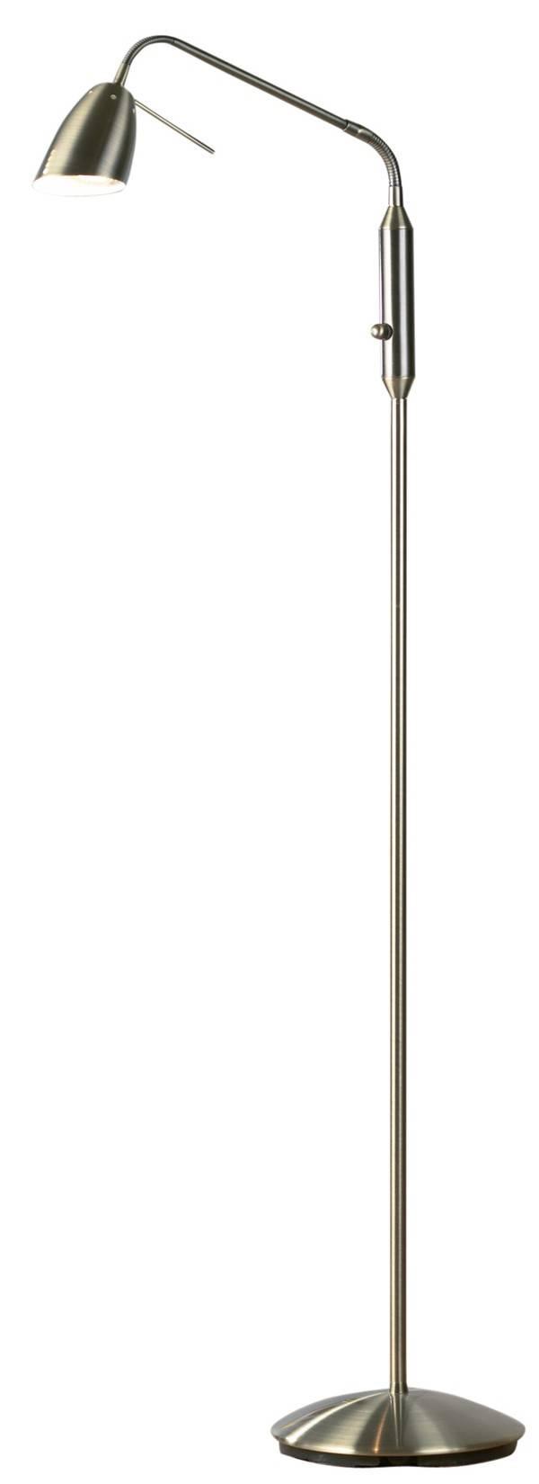 PRISBASKER!! Miami Gulvlampe serie: Miami dobbelt stander og 2 hoveder. Miami enkelt stander og 1 hoved.  Vælg imellem farverne Stål