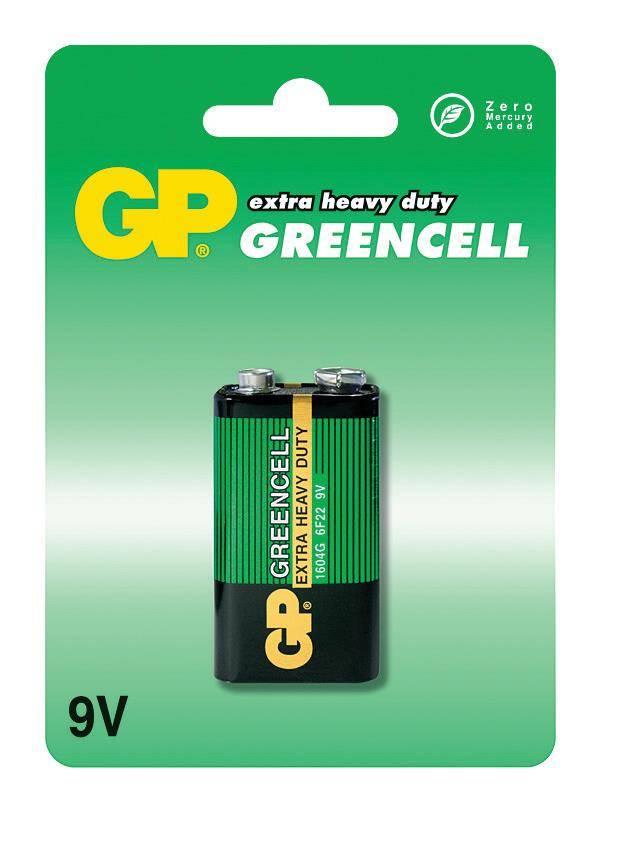9V Batteri