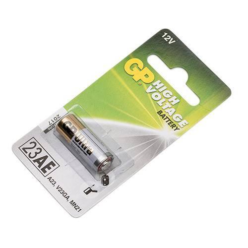 23AE 12V lille batteri A23