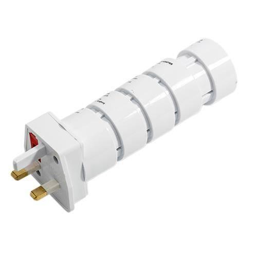 Universal Adapter til Dansk stik