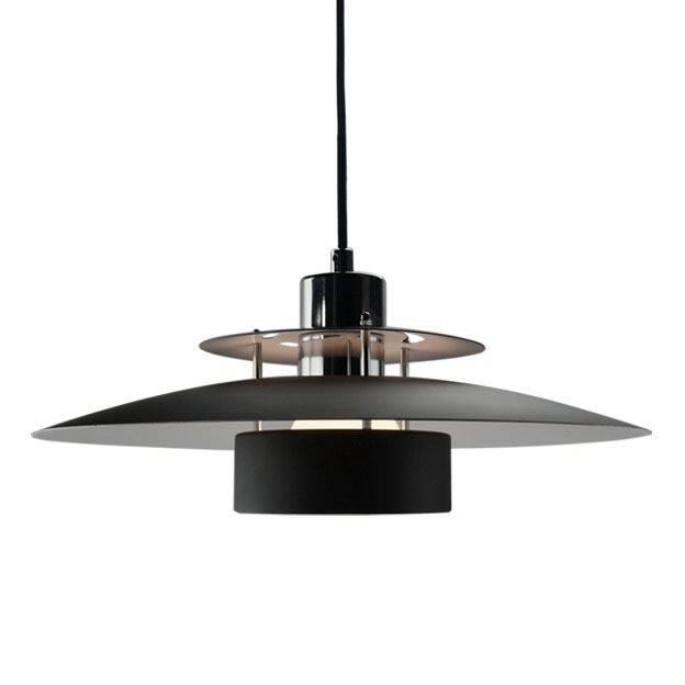 SØRUP - El-light Sørup relanceres med nye moderne farver i matlakeret stål og med stofledning.
