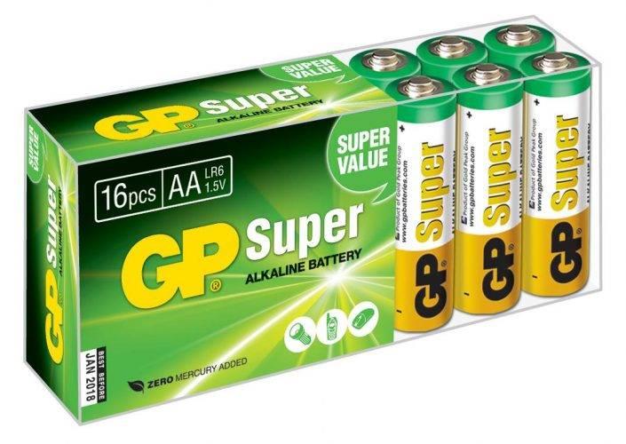 AA Batterier  1
