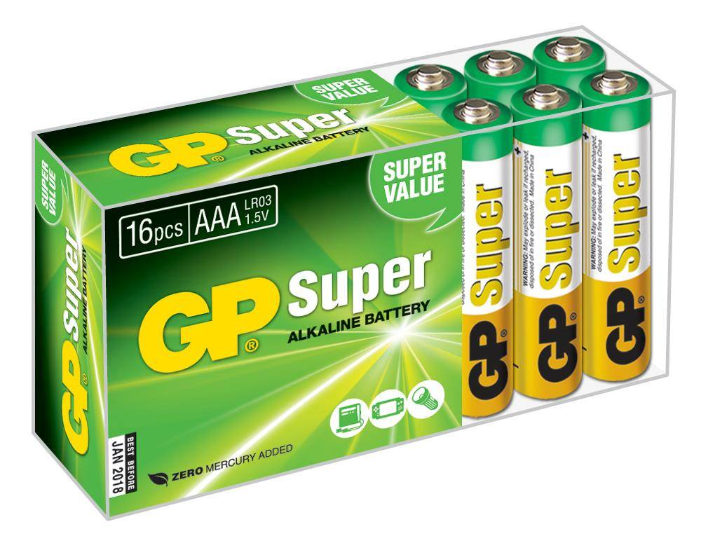 AAA Batterier  1