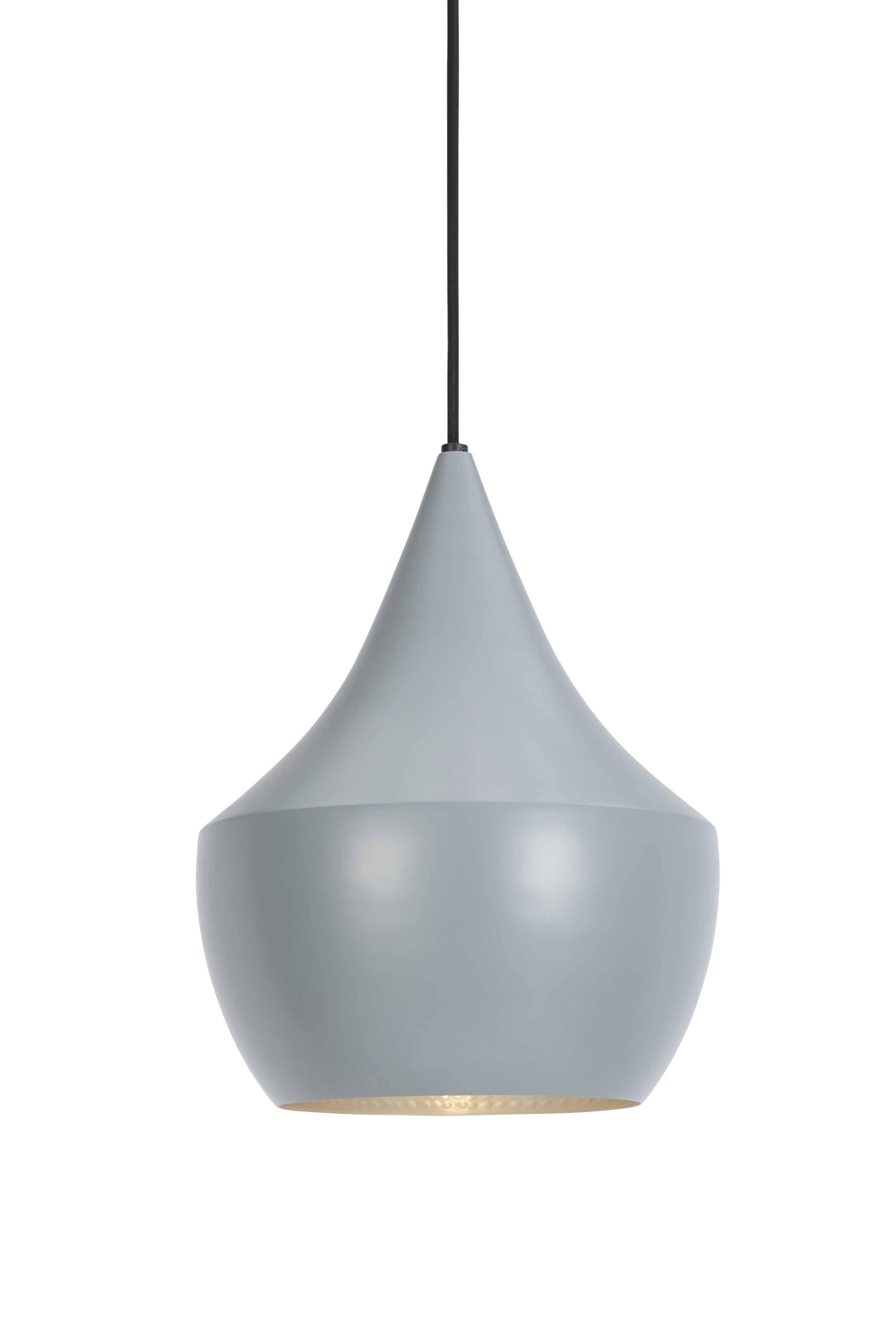 beat light fat grey tom dixon br gger belysning. Black Bedroom Furniture Sets. Home Design Ideas