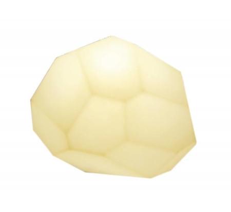 Asteroid Platic Bordlampe