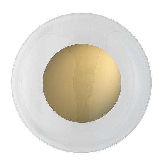 Horizon Loftlampe Ø36 Clear With Gold