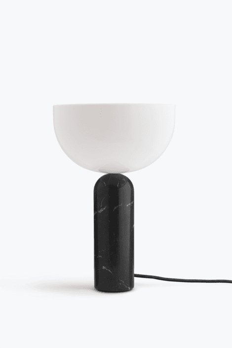 kizu bordlampe sort
