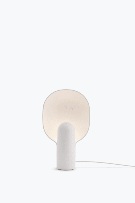 Ware Bordlampe Hvid