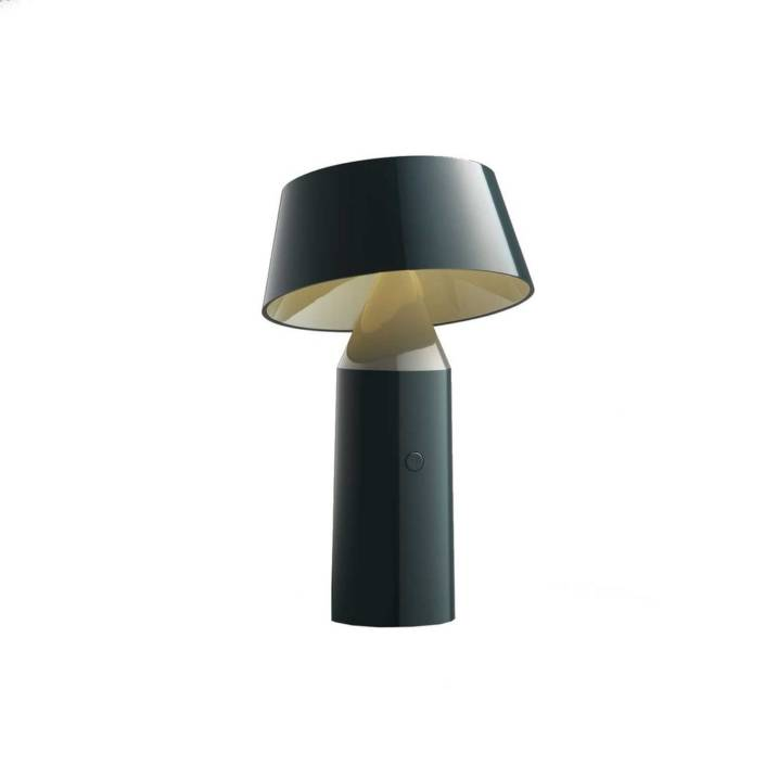 Bicoca Batteri Bordlampe Antracit
