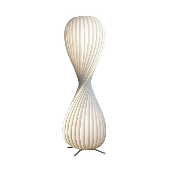 TR10 Gulvlampe PP plastic hvid