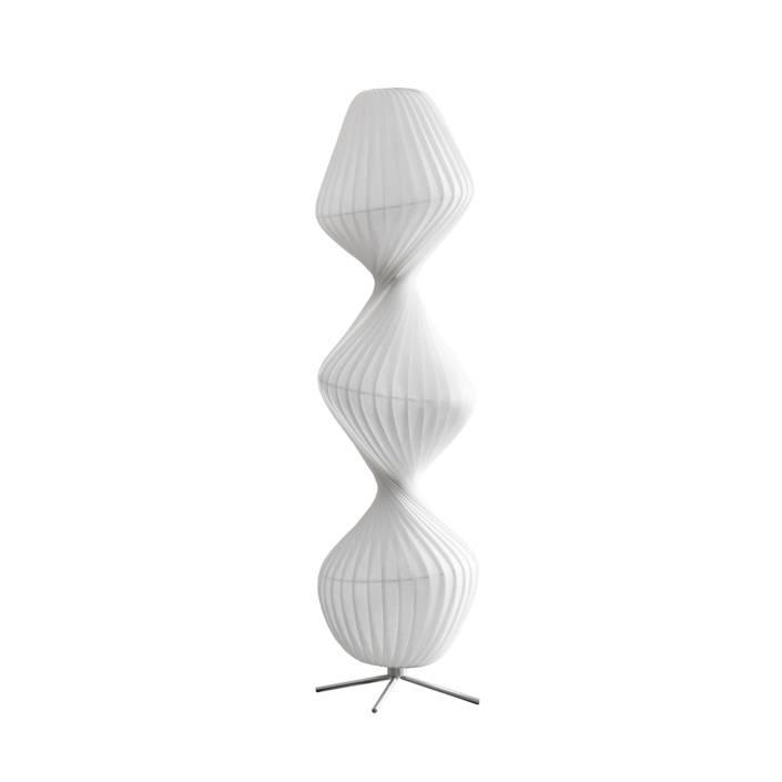 TR33 Gulvlampe Polycarbonat hvid