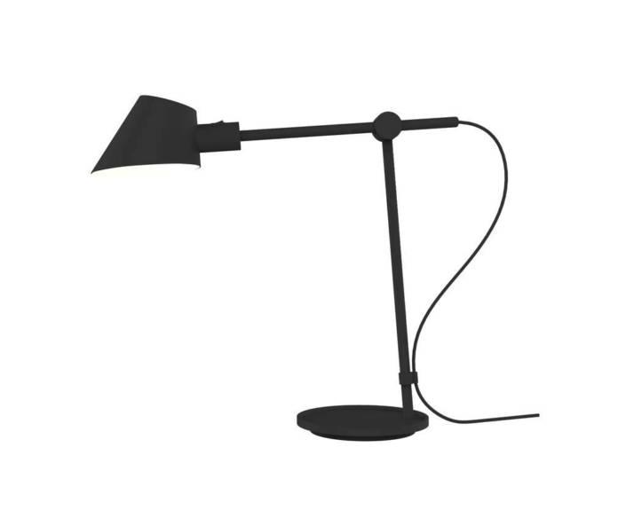 Stay Long Bordlampe Sort 1